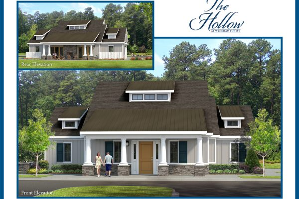 Homes in Glen Allen VA at Holloway