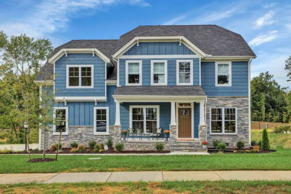 Model Home in Moseley VA
