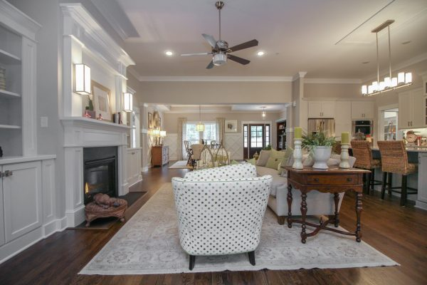 Model Home in Chesterfield VA
