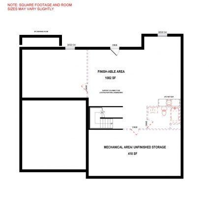 Bronte Floor Plan Lifestyle Home Builders
