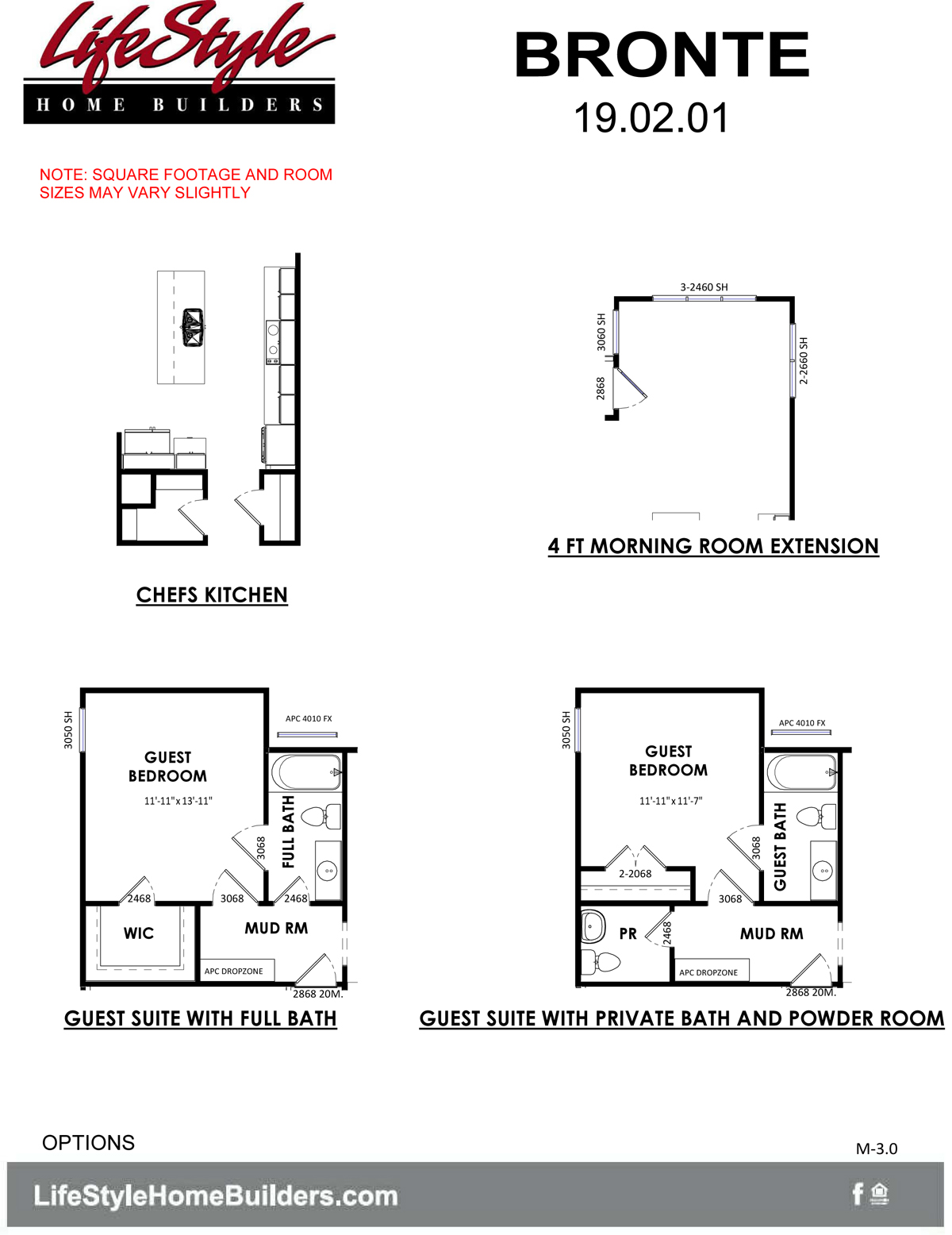 Bronte Floor Plan Lifestyle Home Builders