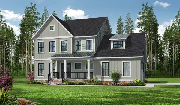 LifeStyle Homes Presents The Olivia for the 2019 Homearama