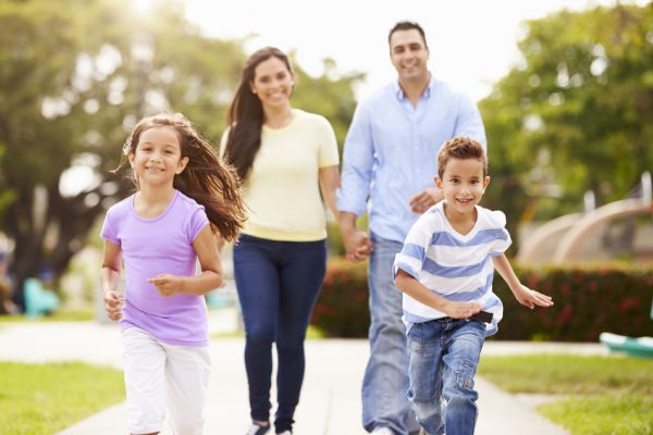 Fun Walking Games to Play With Kids