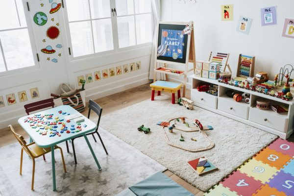 Setting Up a Montessori-style Space in Your Home