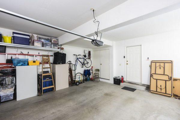 Easy Garage Storage Ideas